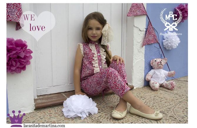 Beatriz Montero, Moda Infantil, La casita de Martina, Blog de Moda Infantil,  Colección Moda Infantil Verano