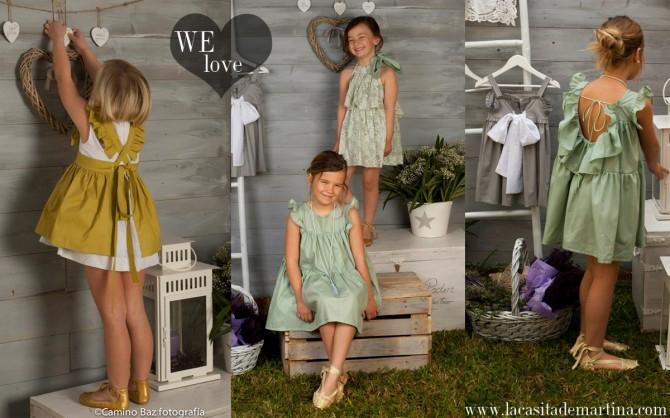 Bimbi Moda Infantil, La casita de Martina, Blog de Moda Infantil,  Colección Moda Infantil Verano
