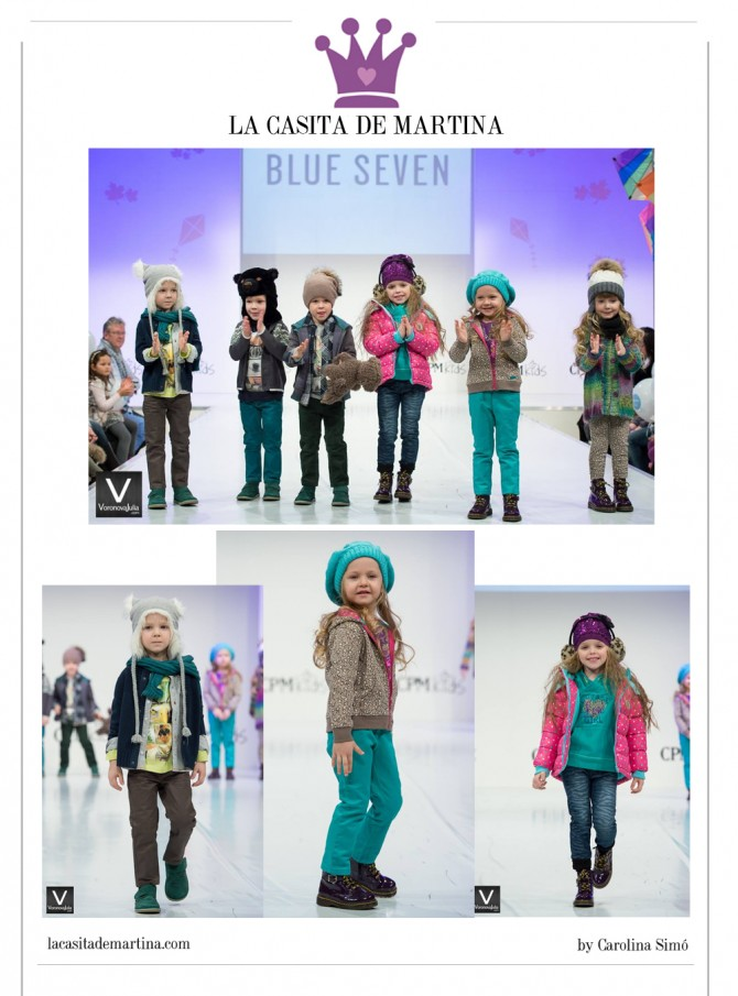 CPM Kids Moscow, Blue Seven, Blog Moda Infantil, La casita de Martina
