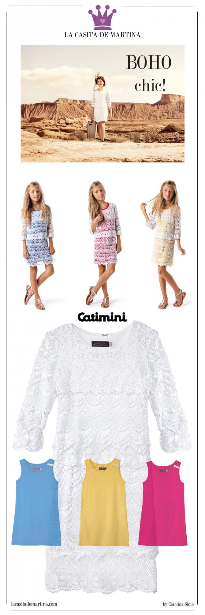 Catimini, Moda Infantil, La casita de Martina,  Blog Moda Infantil