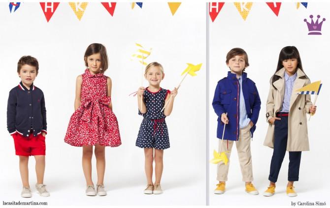602782ebf ♥ CAROLINA HERRERA colección Moda Infantil SS14 ♥   Blogs de Moda ...
