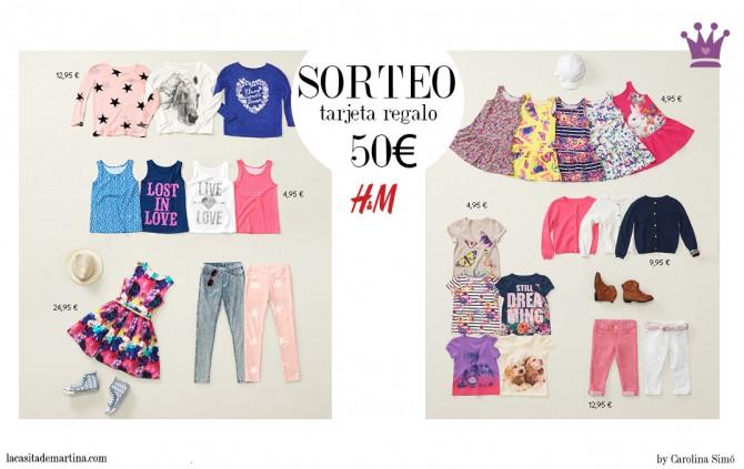 H&M kids, Fashion Kids, Blog Moda Infantil, Ropa Niños, La casita de Martina, Sorteo, 2