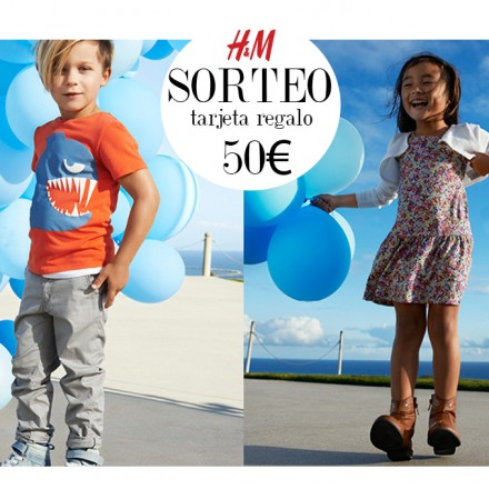 H&M kids, Fashion Kids, Blog Moda Infantil, Ropa Niños, La casita de Martina, Sorteo