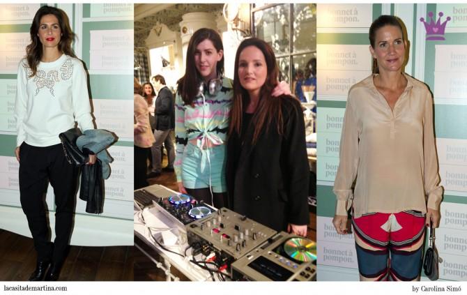 Inaguración tienda Bonnet à Pompon, Blog de Moda Infantil, La casita de Martina