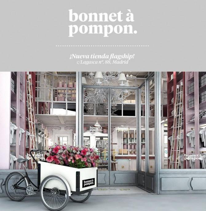 Inaguración tienda Bonnet à Pompon, Blog de Moda Infantil, La casita de Martina, Moda Infantil