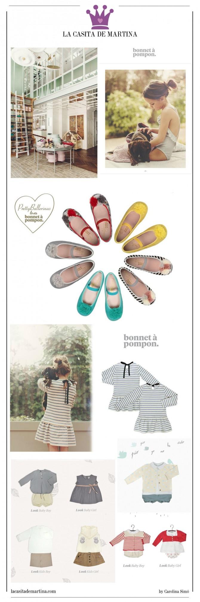 Inaguración tienda Bonnet à Pompon, Blog de Moda Infantil, Pretty Ballerines Bonnet a Pompon, La casita de Martina