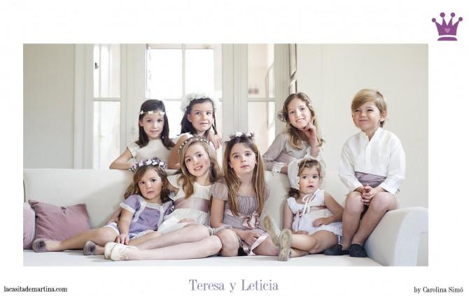 Teresa y Leticia, La casita de Martina, Ropa Niños,  Blog Moda Infantil