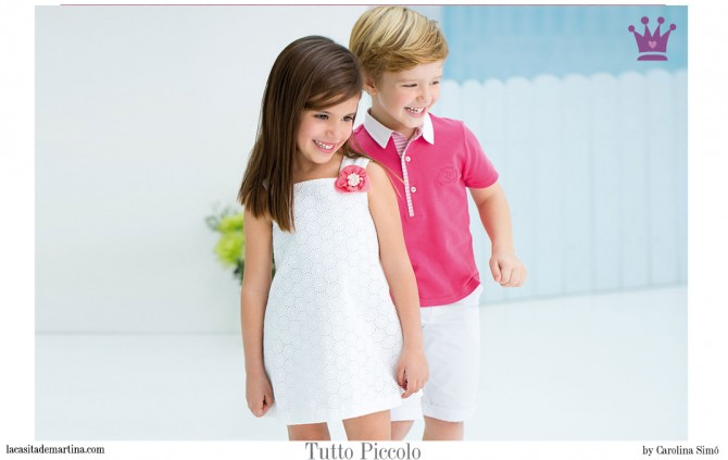 Tutto Piccolo, La casita de Martina, Ropa Niños, Blog Moda Infantil