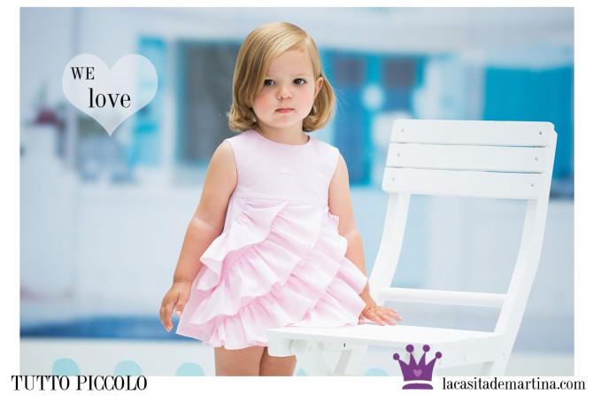Tutto Piccolo, Moda Infantil, La casita de Martina, Blog de Moda Infantil, Ropa niños, Carolina Simó