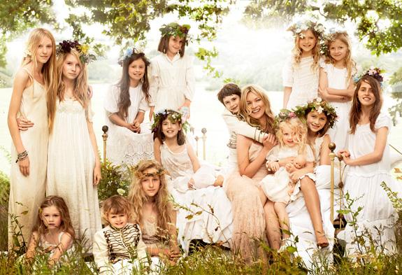 Kate Moss boda, Bianca Jagger, Día Mágico, Vestidos Comunión, Trajes Comunión,  Rubio Kids,  Blog Moda Infantil