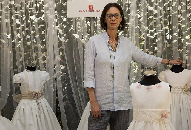 Paola Dominguín, Día Mágico by Fimi, Feria Internacional Moda Infantil, Vestidos Comunión, Trajes Comunión, Blog Moda Infantil, La casita de Martina