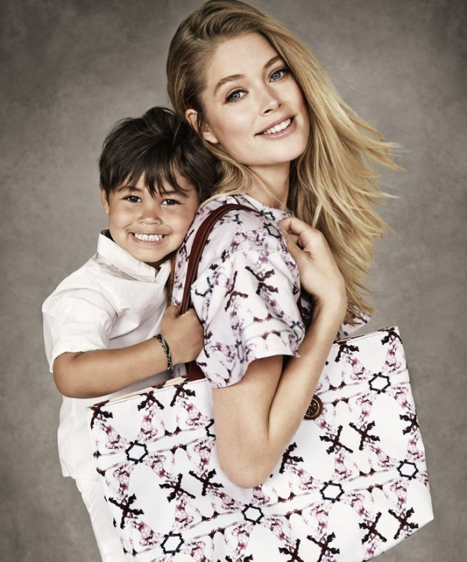 Born Free Africa, Vogue, Doutzen Kroes, La casita de Martina, Shopbob, Blog Moda Infantil