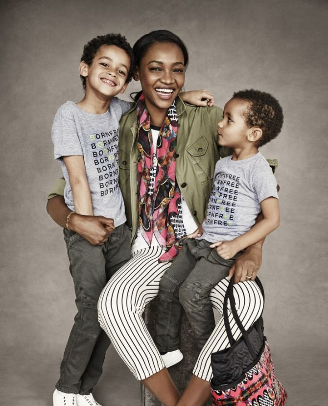 Oluchi Orlandi, Born Free Africa, Vogue, La casita de Martina, Shopbob, Blog Moda Infantil