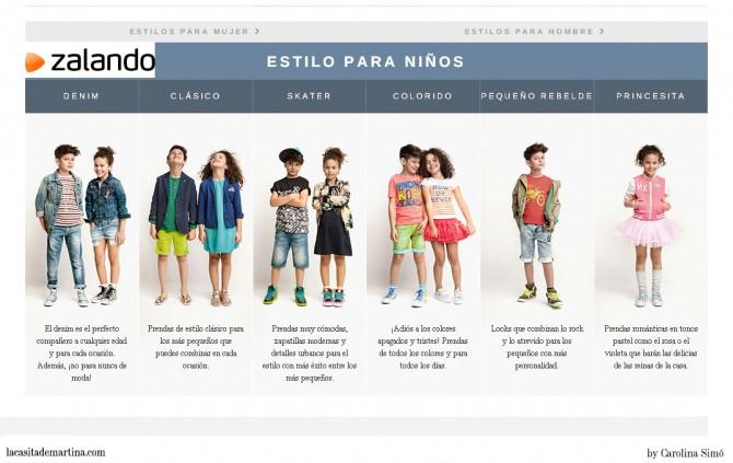 Zalando, La ropa de tu vida, Blog de Moda Infantil, Ropa Niños,  Tendencias Moda Infantil