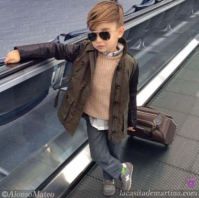 Alonso Mateo, Fashion Kids, Blog de Moda Infantil, La casita de Martina, Carolina Simó ..