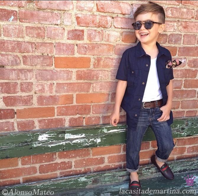 Alonso Mateo, Fashion Kids, Blog de Moda Infantil, La casita de Martina, Carolina Simó ....