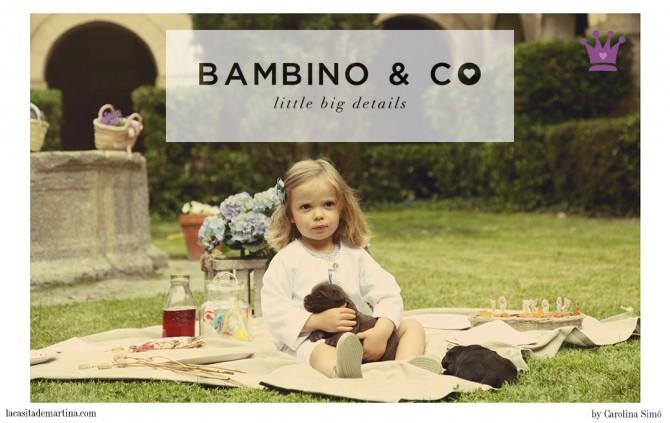 el mejor diseño innovador Mitad de precio ♥ BAMBINO & CO la primera online concept store de Moda ...