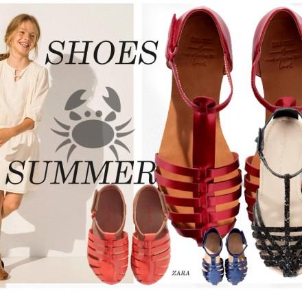 Blog Moda Infantil, La casita de Martina, Massimo Dutti, Zara Niños, Tendencias Moda Infantil, Cangrejeras