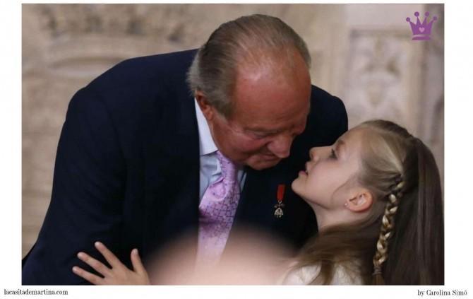 Infantas Leonor y Sofía,  Abdicación Rey Juan Carlos, Rey Felipe VI, Blog Moda Infantil