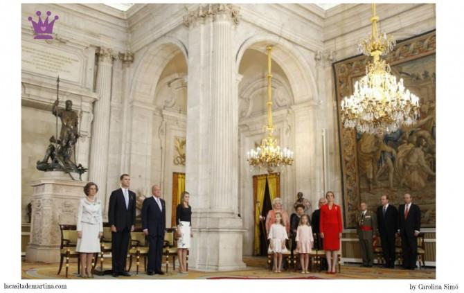 Infantas Leonor y Sofía, Abdicación Rey Juan Carlos, Rey Felipe VI, Nanos Moda, Mango, Blog Moda Infantil