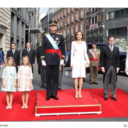 Infantas Leonor y Sofía, Rey Felipe VI, Blog Moda Infantil