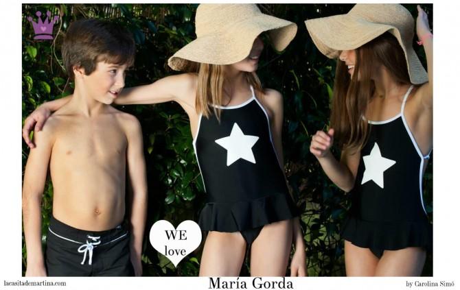 María Gorda Moda Infantil,  Ropa Niños, Moda Infantil, La casita de Martina, Blog de Moda Infantil,  Colección Moda Infantil Verano