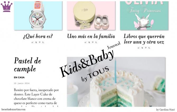 Tous revista digital, Tous Joyería, Blog Moda Infantil, La casita de Martina,  Tendencias Moda Infantil