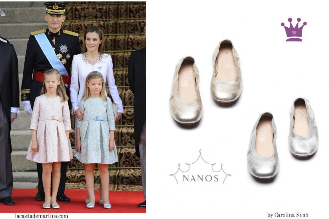 Vestidos Princesa Leonor, Infanta Sofía, Nanos Moda, Rey Felipe VI, Blog Moda Infantil