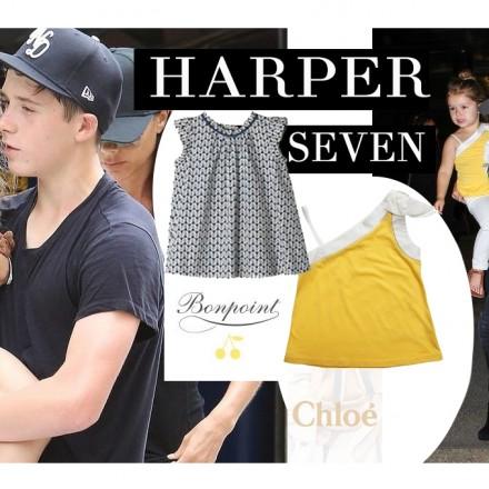 Harper Seven, Bonpoint Harper, Chloé, Blog Moda Infantil, La casita de Martina