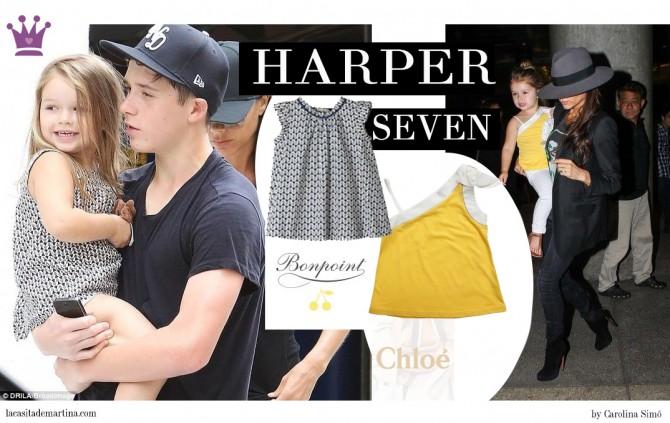 1Harper Seven, Bonpoint Harper, Chloé, Blog Moda Infantil, La casita de Martina