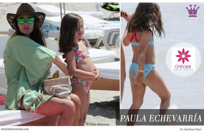 Paula Echevarría Ibiza, Blog de Moda Infantil, La casita de Martina, Ropa Niños, Carolina Simó, Oh! Soleil