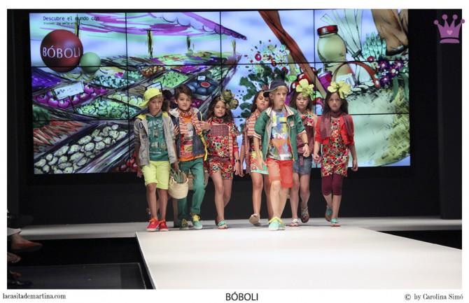 Bóboli moda infantil, Blog de Moda Infantil, FIMI feria moda infantil, La casita de Martina