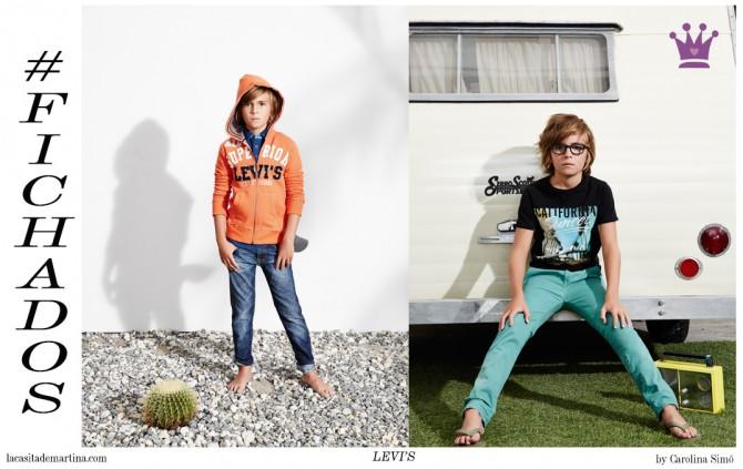 Blog Moda Infantil, Levi's, La casita de Martina, Ropa Niños, Moda Infantil rebajas