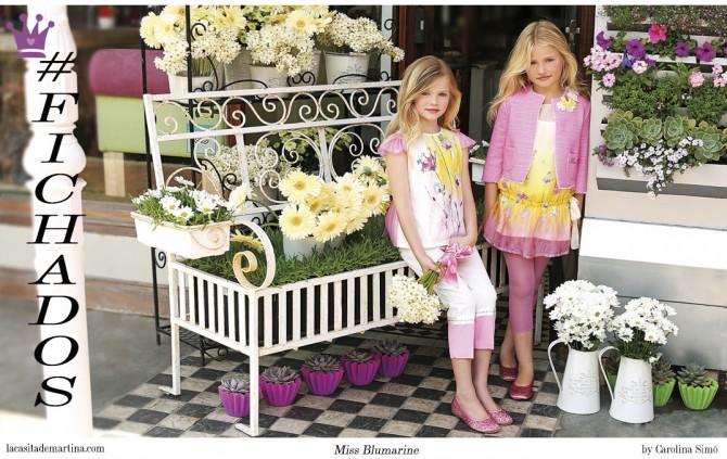 Blog Moda Infantil, Miss Blumarine, La casita de Martina, Ropa Niños, Moda Infantil rebajas