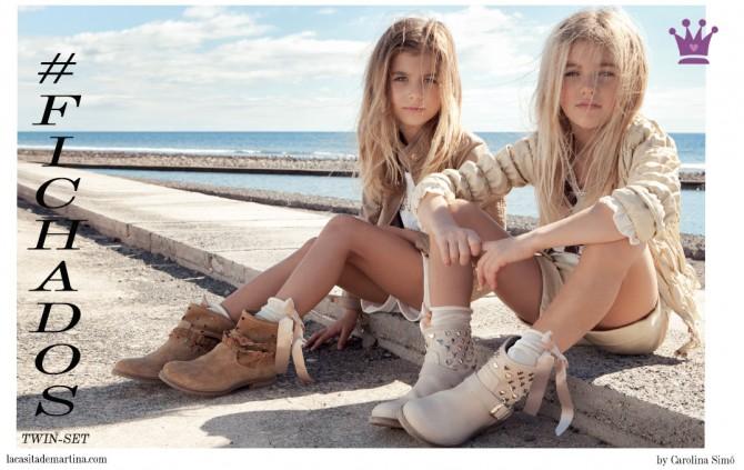 Blog Moda Infantil, Twin set, La casita de Martina, Ropa Niños, Moda Infantil rebajas