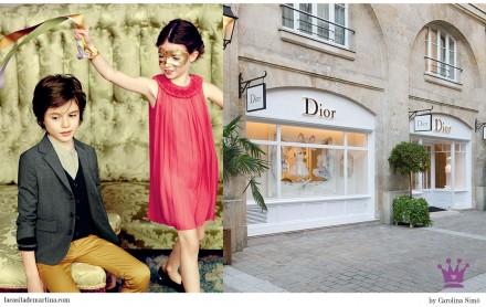 Boutique Baby Dior Paris, Blog Moda Infantil, La casita de Martina, Ropa Niños, Carolina Simó