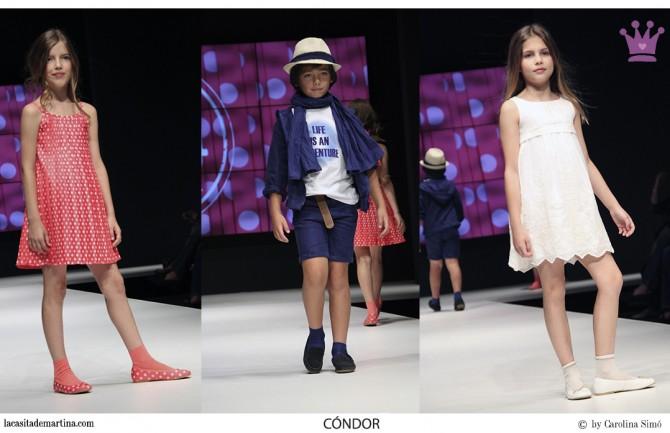 Cóndor moda infantil, Blog de Moda Infantil, FIMI feria moda infantil, La casita de Martina