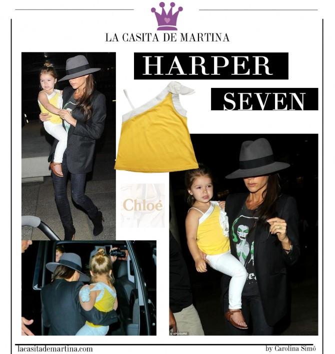 Harper Seven, Chloé, Blog Moda Infantil, La casita de Martina