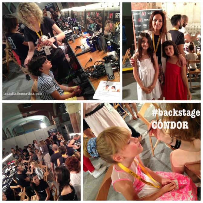 Blog de Moda Infantil, La casita de Martina, Cóndor Moda, Desfile 080 Barcelona Fashion