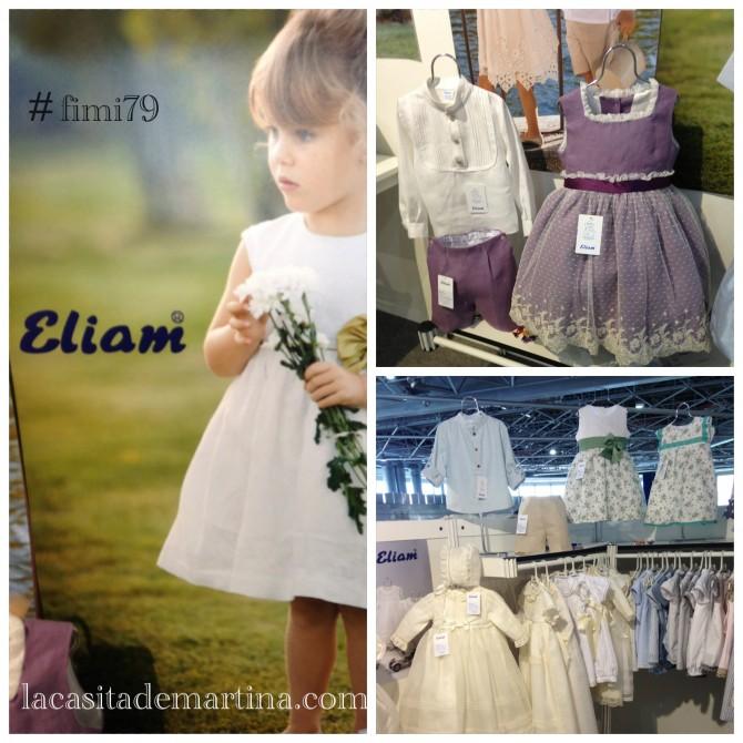 ELIAM, Blog de moda infantil, La casita de Martina, Fimi 79, Fimi Feria internacional de la moda infantil, ropa niños