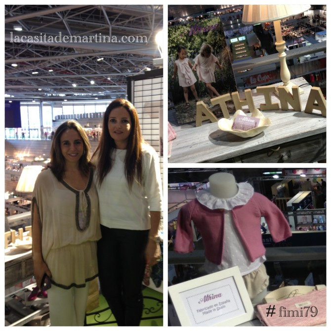 Athina moda infantil, Blog de Moda Infantil La casita de Martina, Ropa Niños, Fimi Feria Moda Infantil