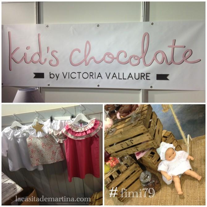 Kids Chocolate moda infantil, Blog de Moda Infantil La casita de Martina, Ropa Niños, Fimi Feria Moda Infantil