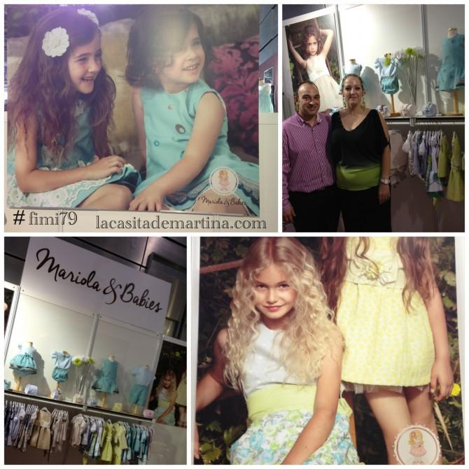 Mariola & Babies, Blog de moda infantil, La casita de Martina, Fimi 79, Fimi Feria internacional de la moda infantil, ropa niños