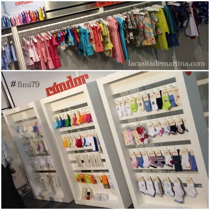 Cóndor moda infantil, Blog de moda infantil, La casita de Martina, Fimi 79, Fimi Feria internacional de la moda infantil, ropa niños