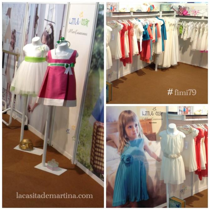 Little Star by Mar Casanovas, Blog de moda infantil, La casita de Martina, Fimi 79, Fimi Feria internacional de la moda infantil, ropa niños