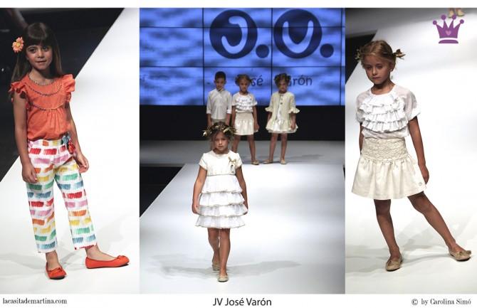 José Varón moda infantil, Blog de Moda Infantil, FIMI feria moda infantil, La casita de Martina