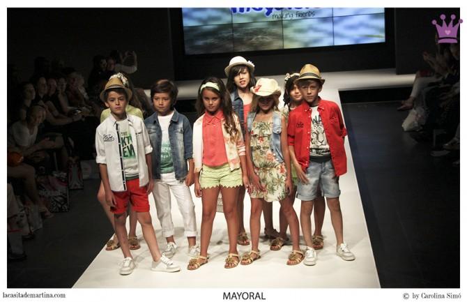 Mayoral moda infantil, Blog de Moda Infantil, FIMI feria moda infantil, La casita de Martina