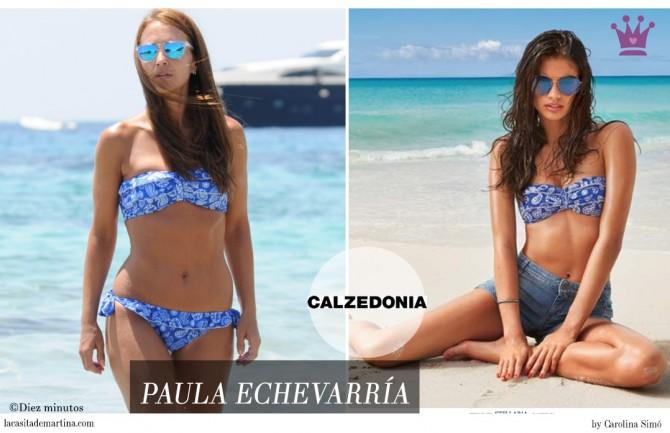 Paula Echevarría,  Blog de Moda Infantil, La casita de Martina, Carolina Simó, Calzedonia