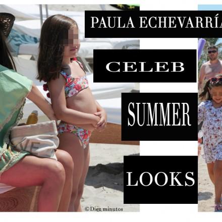 Paula Echevarría, Blog de Moda Infantil, La casita de Martina, Ropa Niños, Carolina Simó, Calzedonia