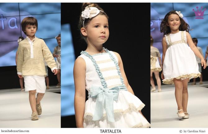 Tartaleta moda infantil, Blog de Moda Infantil, FIMI feria moda infantil, La casita de Martina